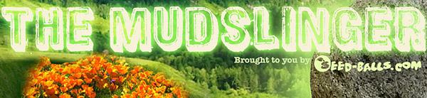 mudslinger banner